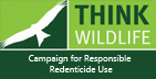Think Wilflife, Campaign for responsible rodentcide use.